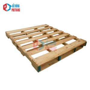pallet gỗ thông 110cm x 127cm