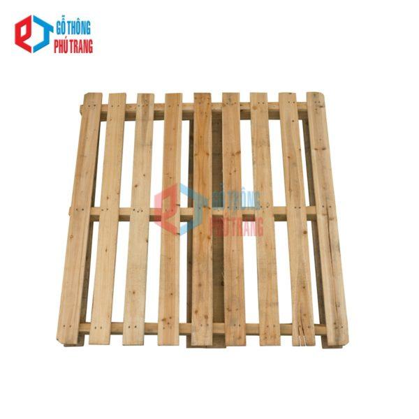 pallet gỗ thông 110cm x 110cm