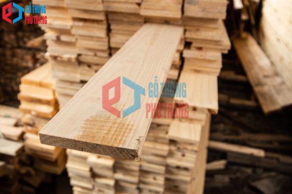 gỗ thông nhập khẩu 12mm x 100mm