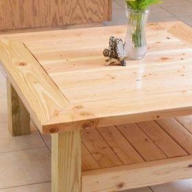 Mẫu bàn cho quán café theo phong cách Nhật
