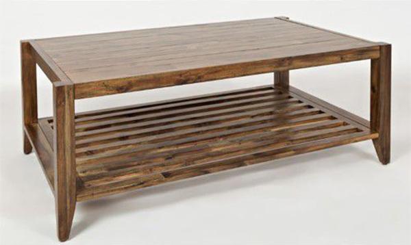 Mẫu bàn ội thất sang trọng làm hoàn toàn từ gỗ thông
