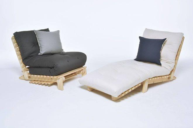 Thêm chút khéo léo có cả sofa đơn và sofa thư giãn cho phòng khách đa năng