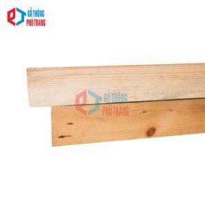 gỗ thông nhập khẩu 90mm x 90mm