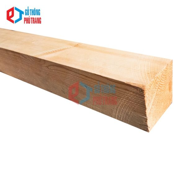gỗ thông nhập khẩu 100mm x 100mm