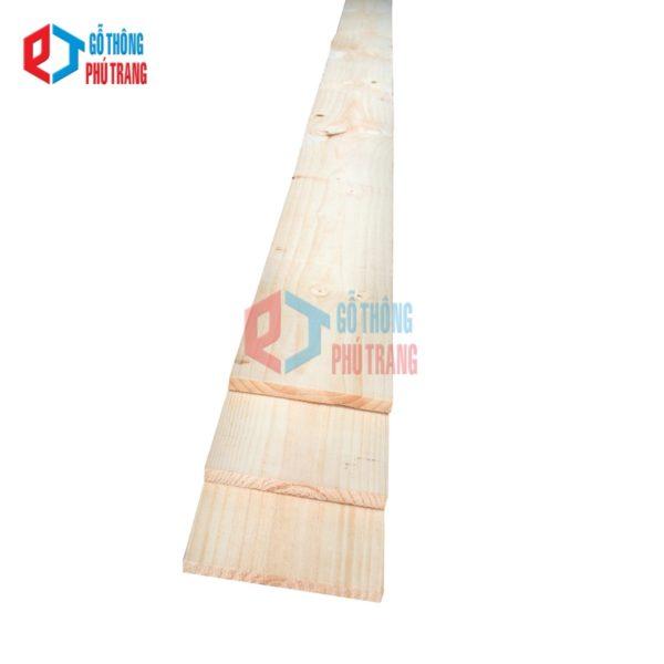 gỗ thông nhập khẩu 18mm x 195mm