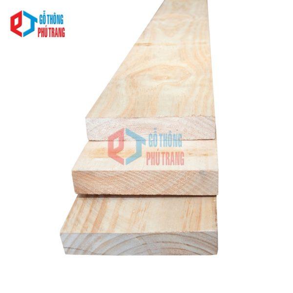 gỗ thông nhập khẩu 40mm x 250mm
