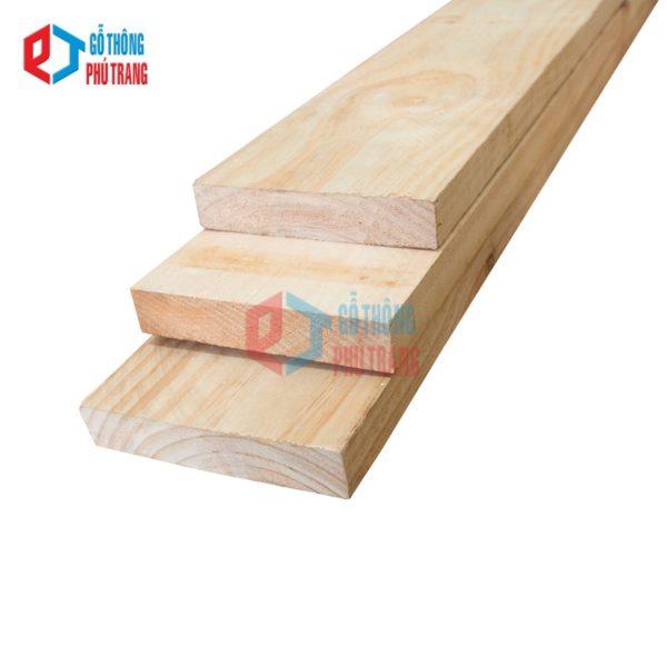 gỗ thông nhập khẩu 50mm x 200mm