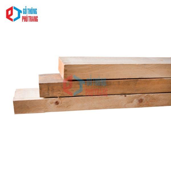gỗ thông nhập khẩu 50mm x 100mm