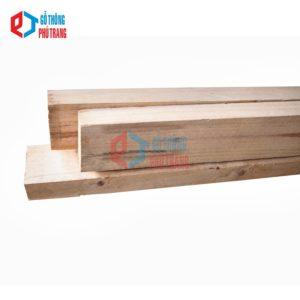 gỗ thông nhập khẩu 40mm x 100mm