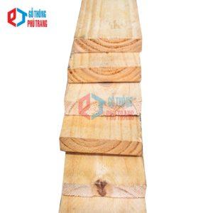 gỗ thông nhập khẩu 18mm x 100mm