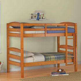 Thiết kế giường tầng cho gia đình có nhiều người hay trẻ nhỏ