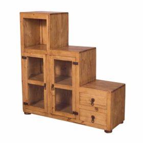Tủ để đồ có thể kết hợp làm cầu thang lên gác hoặc lấy đồ trên cao