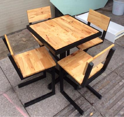 bàn gỗ ghép