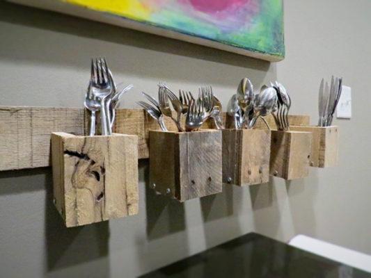 Ống đũa bằng gỗ